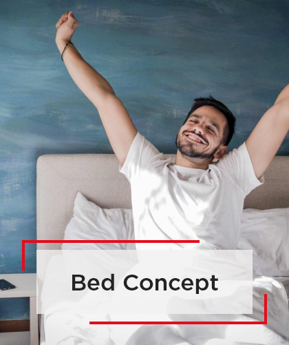 bed concept